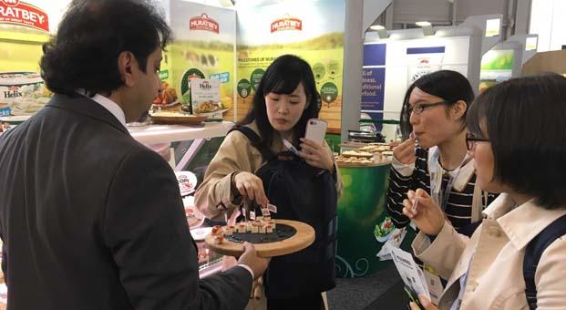 Asya'da peynir dönemi Muratbey ile başlıyor