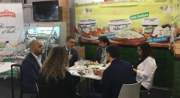 SIAL Global Gıda Fuarı'na Muratbey ile Türk peynirleri damgası