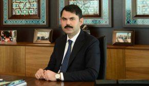 Murat Kurum: Alt gelir grubunda yer alan vatandaşlarımızın tamamı ev sahibi olacak