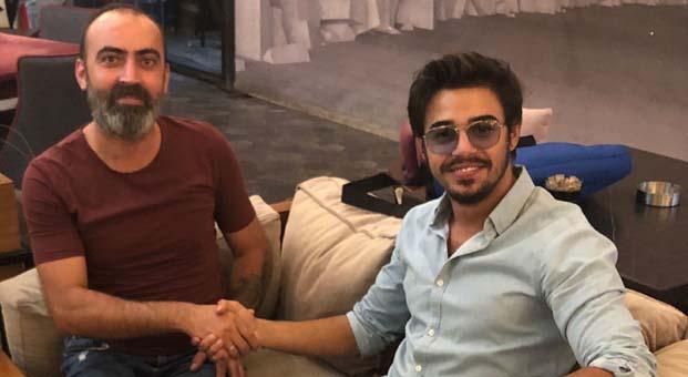 Fenomen Murat Sakaoğlu'nun yeni kitabı hayranlarıyla buluşuyor