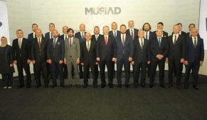 MÜSİAD yeni dönemde yatırım, ticaret ve ihracat seferberliği ilan etti