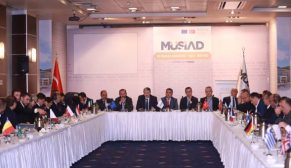 AB ile ticari ilişkiler MÜSİAD'da değerlendirildi