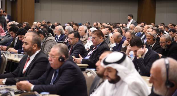 IBF 1. Türk-Arap İş Zirvesi MÜSİAD ev sahipliğinde gerçekleştirildi