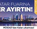 MÜSİAD'dan Katar çıkarması