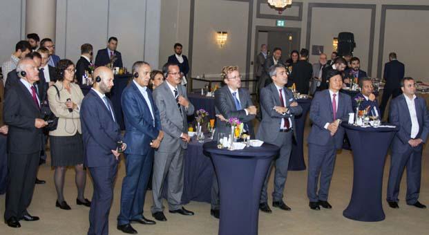 Katılımcı ülkelerden 30 konsolosMÜSİAD EXPO öncesi bir araya geldi