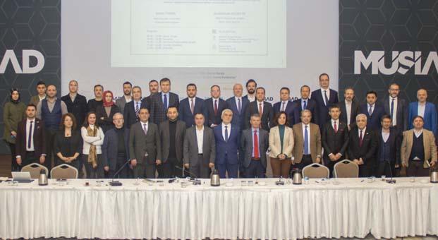 MÜSİAD'dan Muhasebe, Denetim ve Mali Müşavirlik sektörünün sorunlarına çözüm önerileri