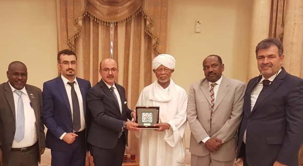 MÜSİAD'dan Sudan çıkarması