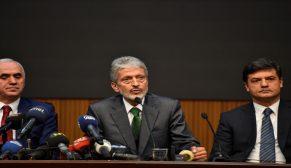 Ankara'nın yeni Büyükşehir Belediye Başkanı Doç. Dr. Mustafa Tuna oldu