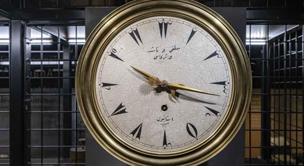 """Pera Müzesi'nde Avner Wishnitzer ile""""Osmanlı'da Zaman Anlayışı"""" üzerine"""