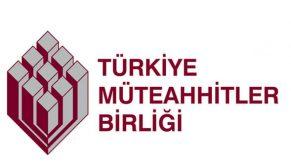 Türkiye Müteahhitler Birliği: Gidişatı belirsiz toparlanma