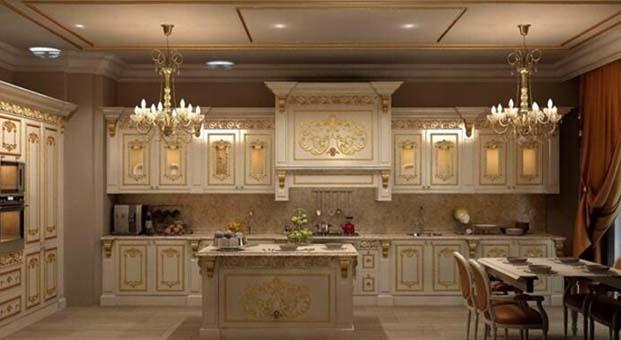 Mutfaklara dijital sanat dokunuşu
