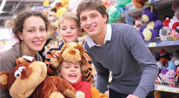 SMG çocuklarla çocuk oluyor
