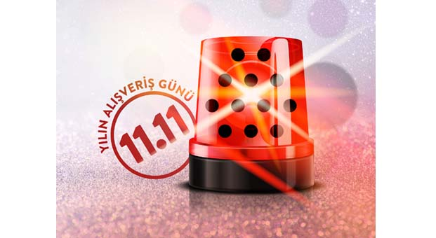 Türkiye'nin beklediği Yılın Alışveriş Günü 11.11'e geri sayım heyecanı sürüyor
