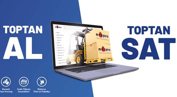Toptan Alışveriş Platformu n11pro'nun reklam filmi yayında
