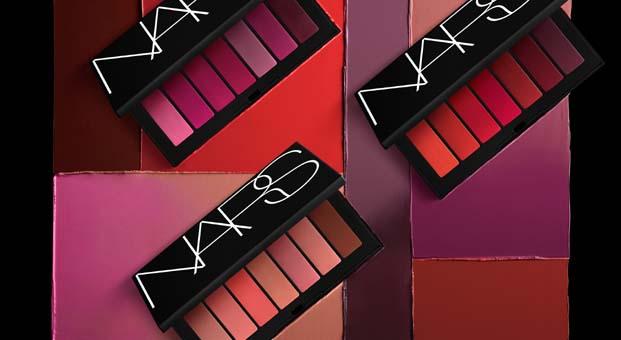 Audacious Lipstick Palletes ile renklerin gücü