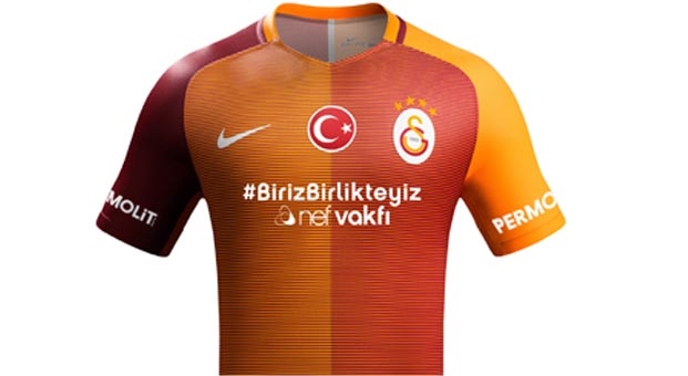 """Nef'ten Bilyoner'e """"hoş geldin"""" tweeti: Galatasaray 22'nci kez şampiyon olur!"""