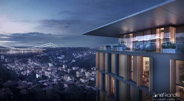 Nef, iki yeni projesi için Bina Tamamlama Sigortası'nı hayata geçirdi