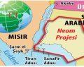 Suudi Arabistan'dan Kızıldeniz kıyısında 500 milyar dolarlık Mega Kent