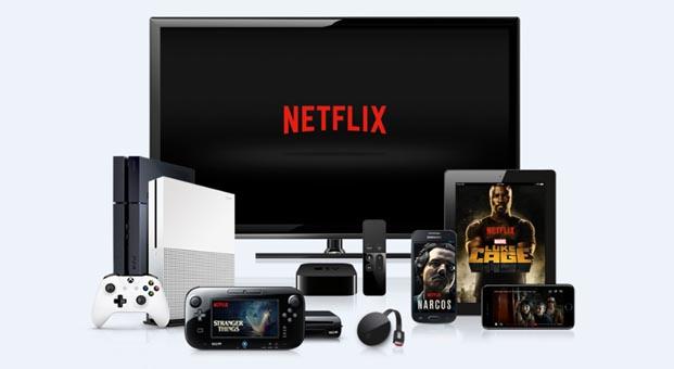 Netflix izleyiciye dilediğini seyretme özgürlüğü veriyor