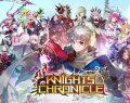 Knights Chronicle oyunu için 1 milyondan fazla kişi ön kayıt yaptırdı