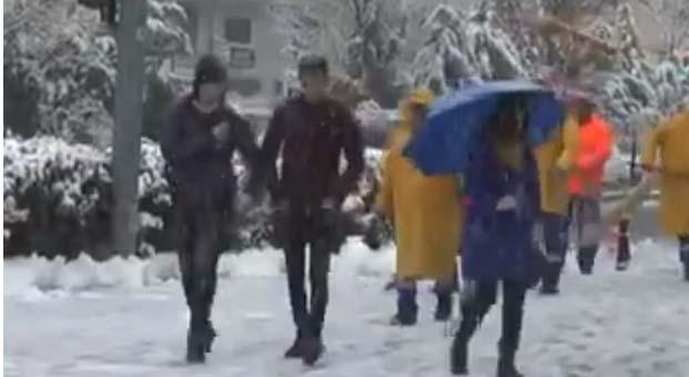 Nevşehir'de bugün okullar tatil mi 29 Aralık 2018 Cuma