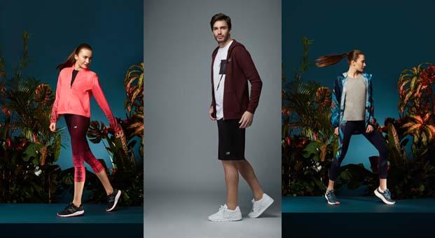 New Balance spor giyim koleksiyonunda yüzde 40 indirim fırsatı