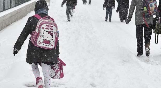 Niğde'de bugün okullara kar tatili ilan edildi mi 22 Kasım 2017?