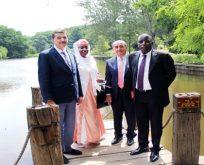 'Nijer-Türkiye Dostluk Ormanı' İstanbul'da törenle açıldı