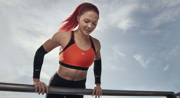 Nike Motion Adapt Bra ile her egzersize uyum sağlayan teknoloji
