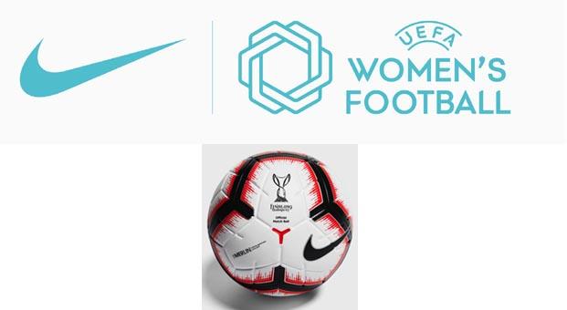 Nike ve UEFA kadın futbolunu geliştirmek için güçlerini birleştirdi
