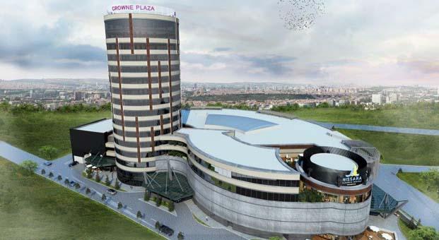 Nevşehir Nissara AVM 30 Eylül'de açılıyor