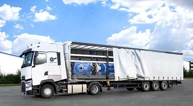 Nord Drivesystems'den maksimum termal güç limitleri için yeni endüstriyel redüktörler