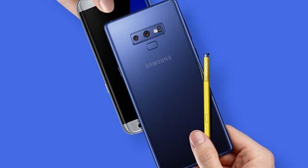 Galaxy'nin en iyi değişim kampanyası ile yeni süper güçlü Galaxy Note9'a sahip olun