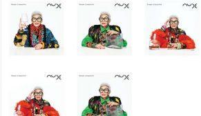 Dünyaca ünlü stil ikonu Iris Apfel ve Nude işbirliği