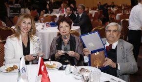 MOSFED'den Nurus'a 3 ödül