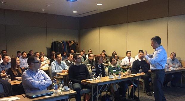 ODE Yalıtım 2017 satış eğitim toplantısını Çorlu'da düzenledi