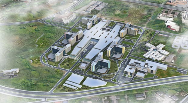 3. Havalimanı'nın su ve mekanik yalıtımı ODE'den