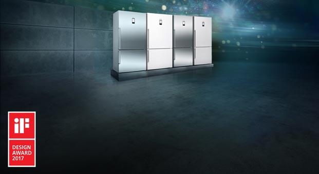Siemens buzdolaplarına Red Dot ve iF Design Awards'dan ödül yağmuru