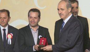 'Sefa İnşaat'a Türk Kızılayı'ndan 3 altın madalya birden