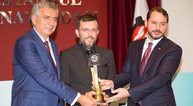 Enerji Verimliliği Ödülü LAMP 83'e