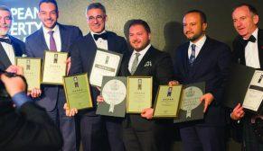iki design group, Londra'dan 10 ödülle döndü