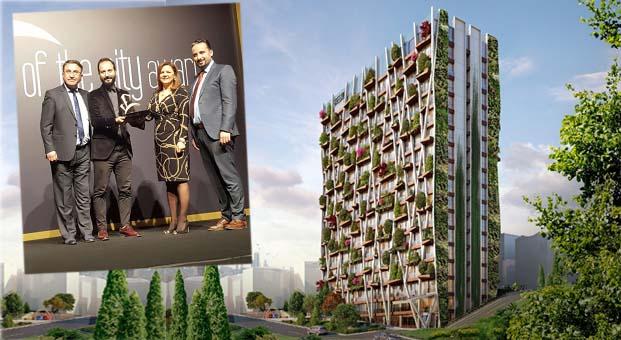 Greenox, Türkiye'nin 'En Yeşil Binası' seçildi