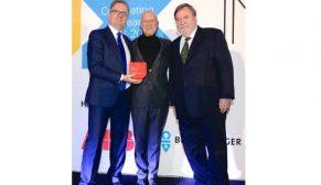 Ferko Signature'un tasarımcısıSir Norman Foster'a 'Mimarlığa Katkı Ödülü'