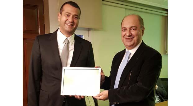ELDAY'dan 'En iyi atık toplama sistemi' ödülü