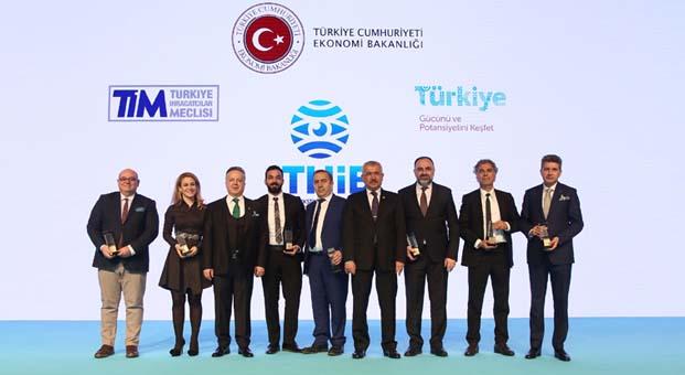 İTHİB 2017 yılının ihracat liderlerini ödüllendirdi