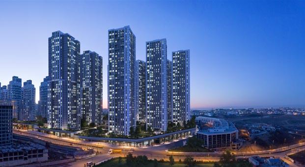 Ukra City'nin ismi değiști Ödül İstanbul adıyla yatırımcısıyla buluşuyor
