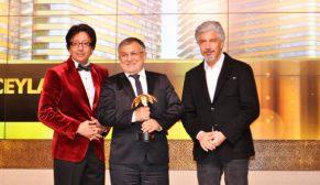 Yılın İnşaat Projesi ödülü 'Zer' ismiyle Ceylan İnşaat'ın