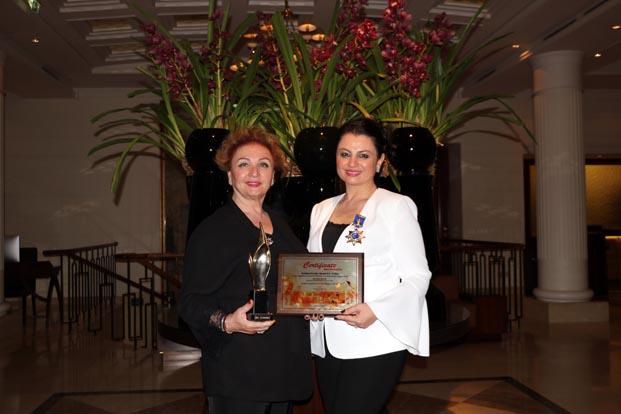 Kütahya Porselen'e İş Dünyası'nın Sokrates Ödülü
