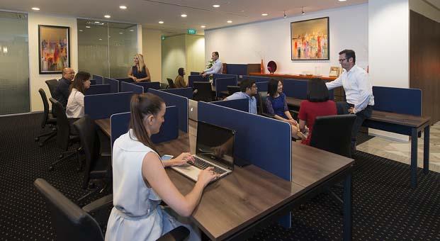60 dakika içinde yeni ofinizde çalışmaya başlayın