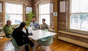Ofist'ten yerleştiği mekana saygılı bir tasarım:myGini Ofis